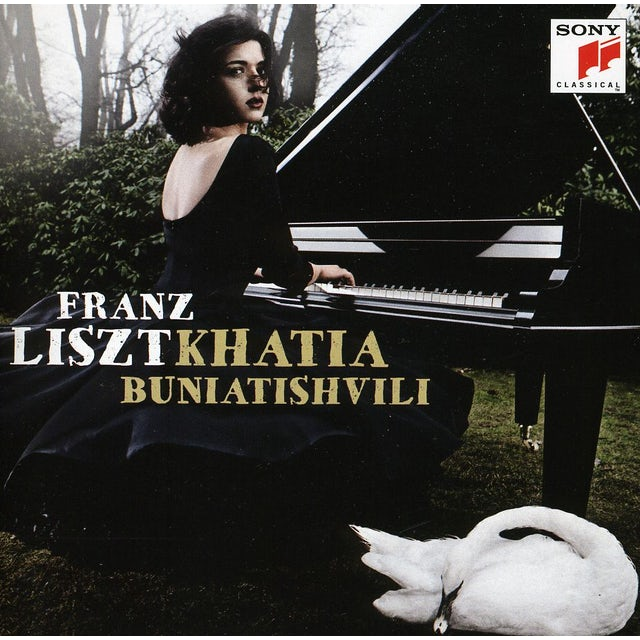 Khatia Buniatishvili FRANZ LISZT CD