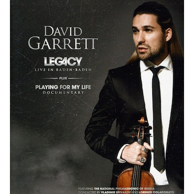 LEGACY: PLAYING FOR MY LIFE Blu-ray