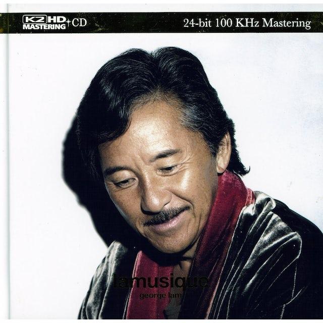 George Lam LAMUSIQUE-K2HD MASTERING CD