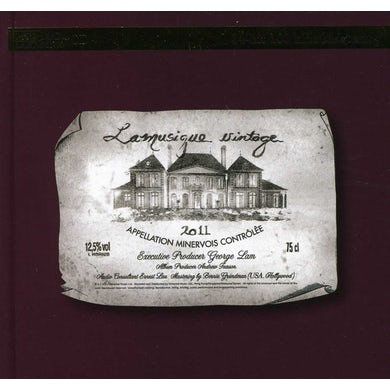 George Lam LAMUSIQUE VINTAGE-K2HD MASTERING CD