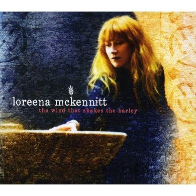 Loreena Mckennitt WIND THAT SHAKES THE BARLEY CD