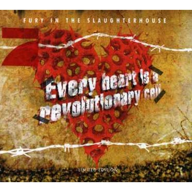 Fury In The Slaughterhouse EVERY HEART IS A REVOLUTIONARY CELL CD