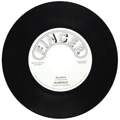 Sunbirds SUNSHINE/OCEAN SONG Vinyl Record - UK Release