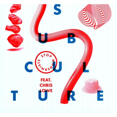 Stop Modernists SUBCULTURE Vinyl Record