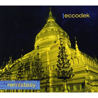 Eccodek REMIXTASY CD