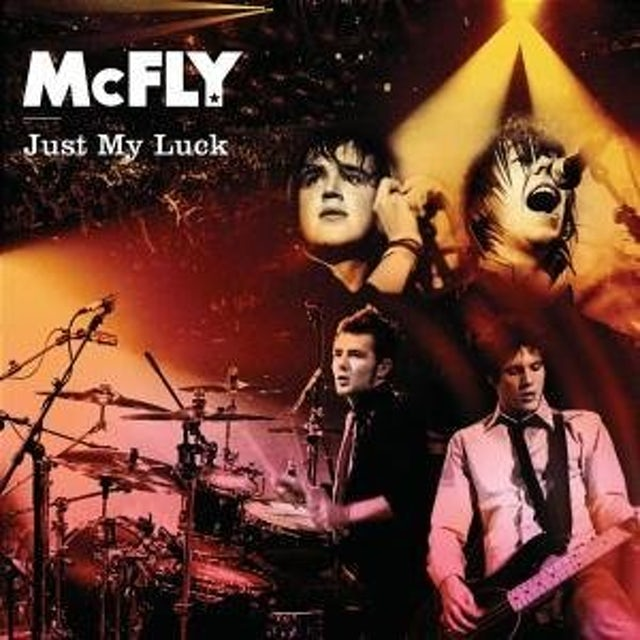 McFly JUST MY LUCK CD