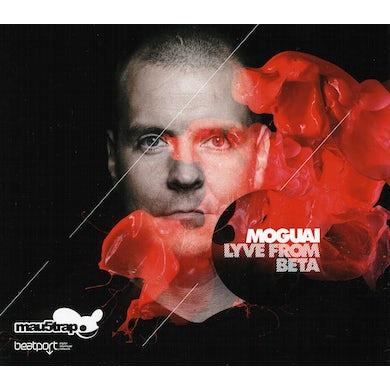 MOGUAI LYVE FROM BETA CD