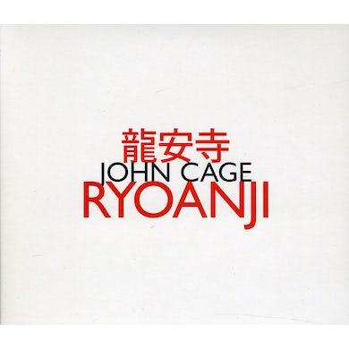 John Cage RYOANJI CD