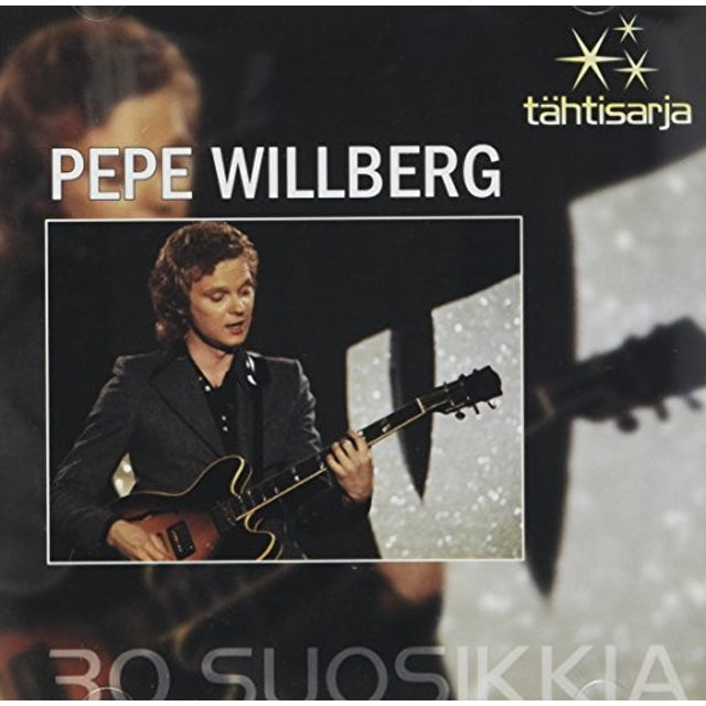 Pepe Willberg TAHTISARJA: 30 SUOSIKKIA CD
