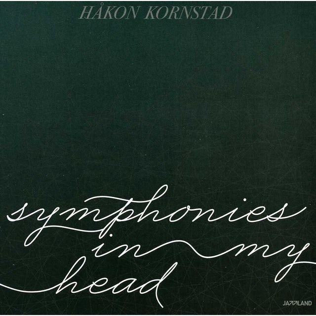 Hakon Kornstad SYMPHONIES IN MY HEAD CD