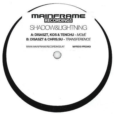 Disaszt MOVE/TRANSFERENCE Vinyl Record
