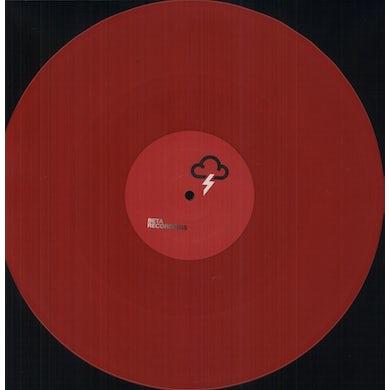 John B RED SKY (DUBSTEP REMIX/REBEL SONIX REMIX) Vinyl Record - UK Release