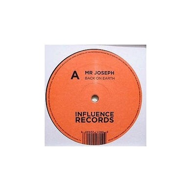 Mr Joseph BACK ON EARTH/MAD SELECTA Vinyl Record