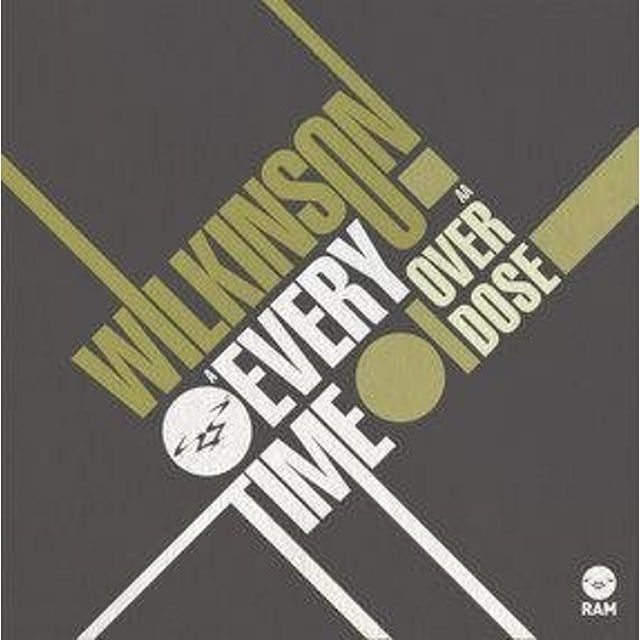 Wilkinson EVERY TIME/OVERDOSE Vinyl Record