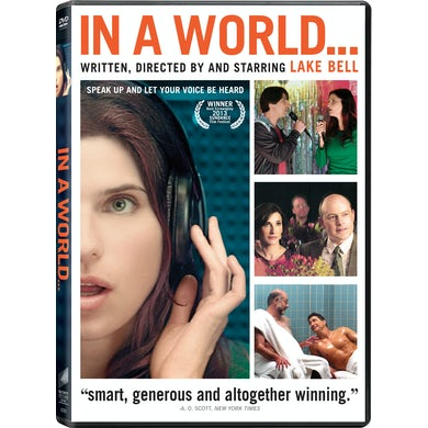 IN A WORLD DVD