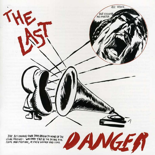 Last DANGER CD