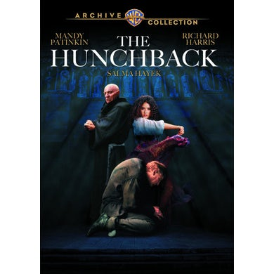 HUNCHBACK DVD