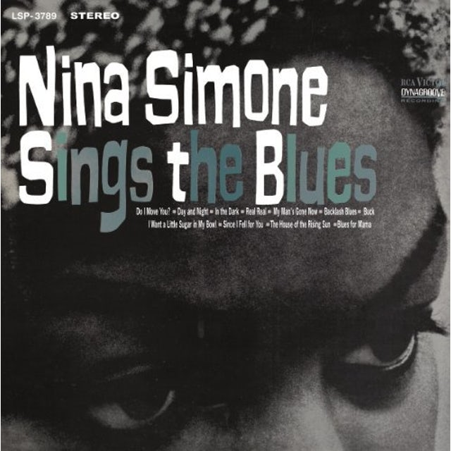 Nina Simone SINGS THE BLUES Vinyl Record
