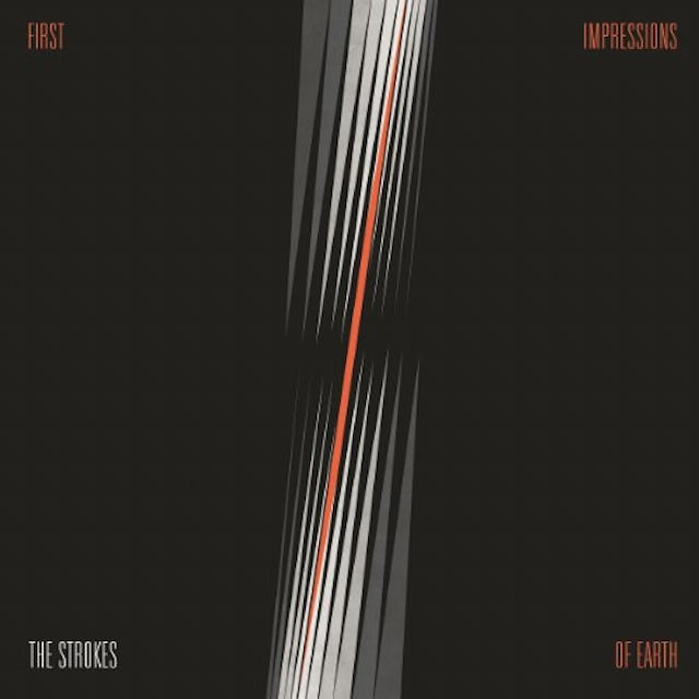 The Strokes FIRST IMPRESSIONS OF EARTH Vinyl Record