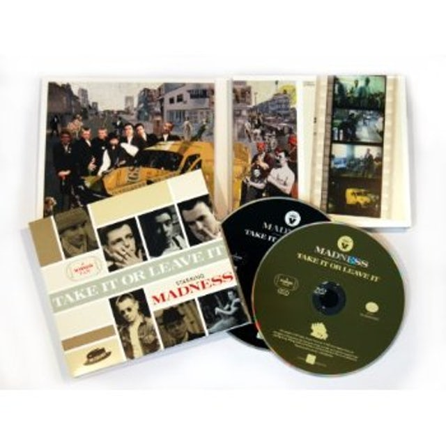 Madness TAKE IT OR LEAVE IT CD