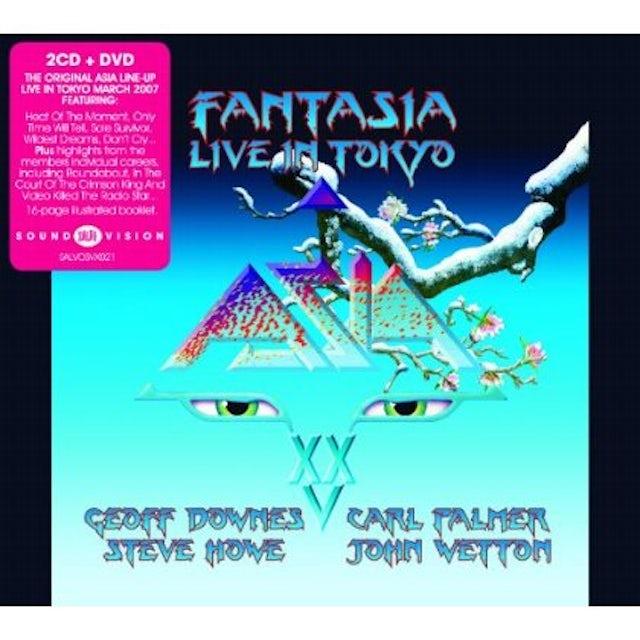 FANTASIA LIVE IN TOKYO CD