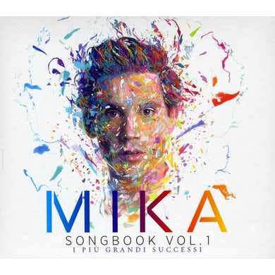 Mika SONG BOOK 1 CD