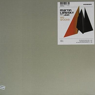 Martin Landsky WE GROOVE Vinyl Record