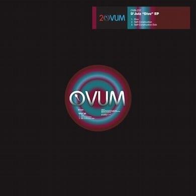 D'Julz DIVE Vinyl Record