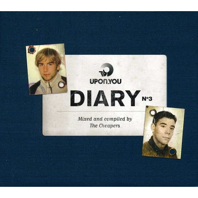 Cheapers UPON YOU DIARY NO 3 CD