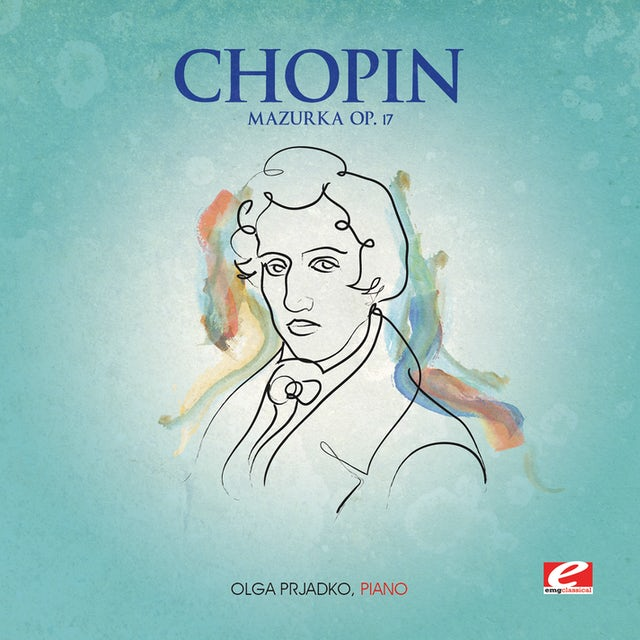 Chopin MAZURKAS OP 17 CD