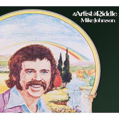 Mike Johnson ARTIST & RIDDLE: LEGENDS REMASTERED 5 CD