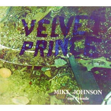 Mike Johnson VELVET PRINCE: LEGENDS REMASTERED 4 CD