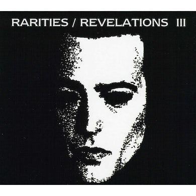Saviour Machine RARITIES / REVELATIONS III CD