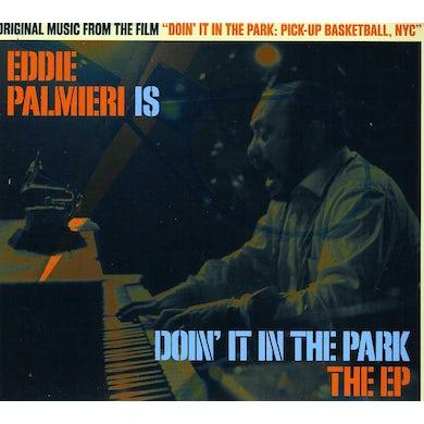 EDDIE PALMIERI IS DOIN' IT IN THE PARK / Original Soundtrack CD