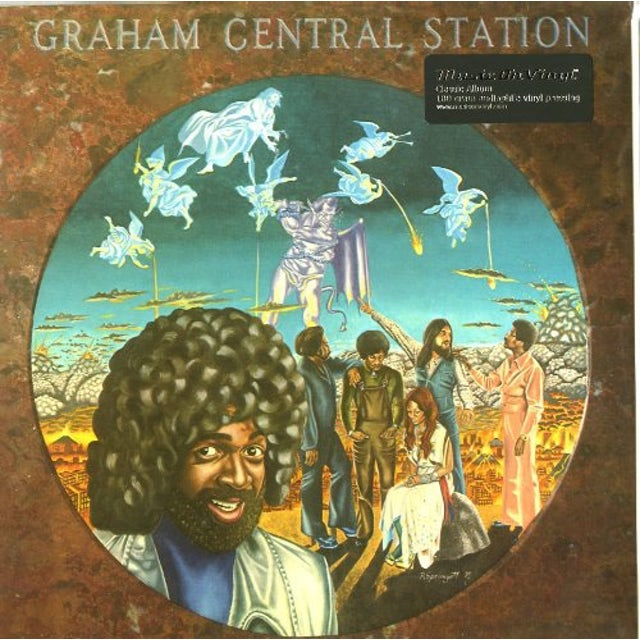 Graham Central Station AIN'T NO BOUT-A-DOUBT IT Vinyl Record