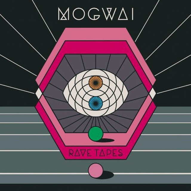 Mogwai RAVE TAPES Vinyl Record