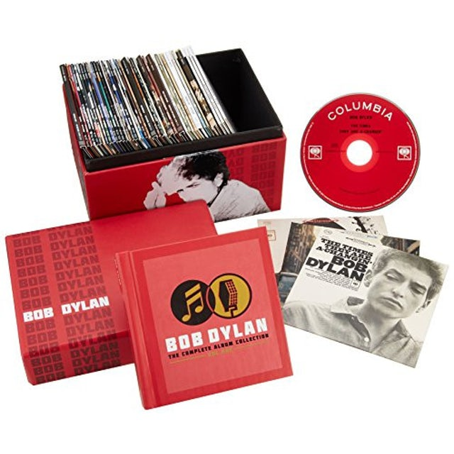 Bob Dylan COMPLETE ALBUM COLLECTION 1 CD