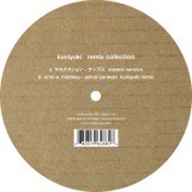 Kuniyuki REMIX COLLECTION Vinyl Record
