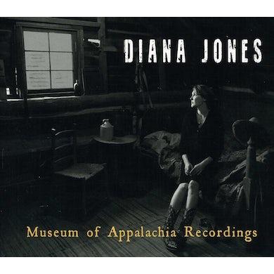 Diana Jones MUSEUM OF APPALACHIA RECORDINGS CD