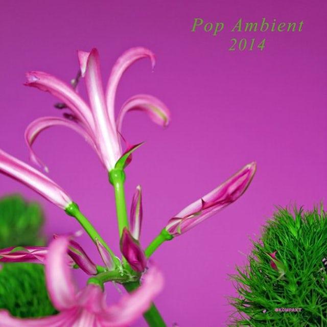 Pop Ambient 2014 / Various (W/Cd) POP AMBIENT 2014 / VARIOUS Vinyl Record