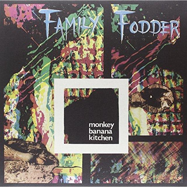 Family Fodder MONKEY BANANA KITCHEN Vinyl Record
