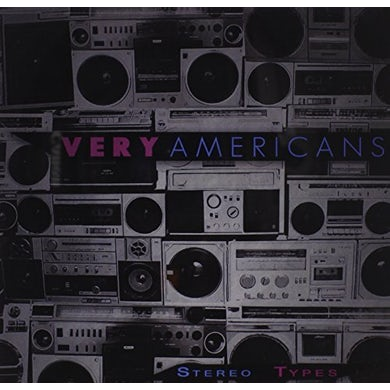 Very Americans STEREO TYPES CD