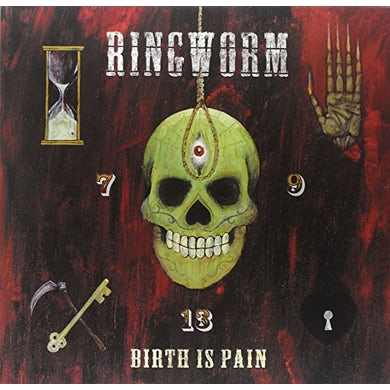 BIRTH IS PAIN Vinyl Record