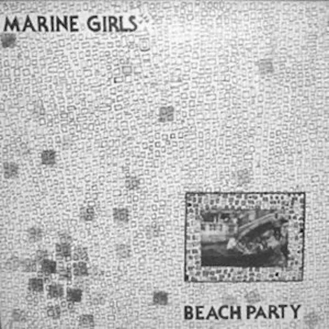 Marine Girls BEACH PARTY Vinyl Record