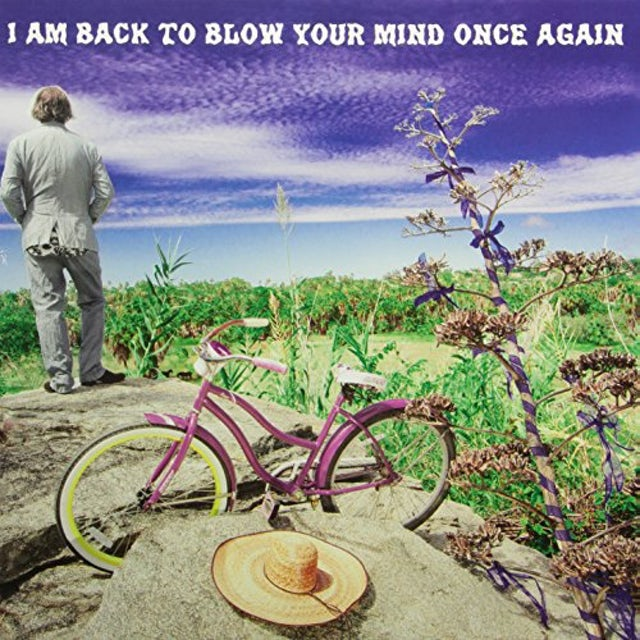 Peter Buck AM BACK TO BLOW YOUR MIND ONCE AGAIN Vinyl Record