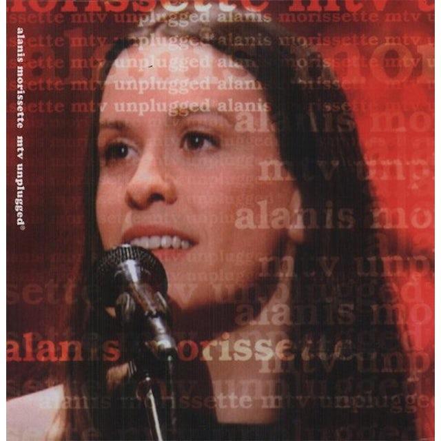 Alanis Morissette MTV UNPLUGGED Vinyl Record