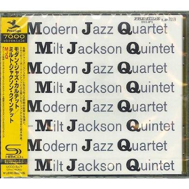 The Modern Jazz Quartet MJQ CD