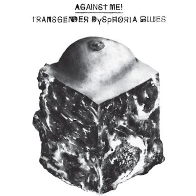 Against Me! TRANSGENDER DYSPHORIA BLUES Vinyl Record