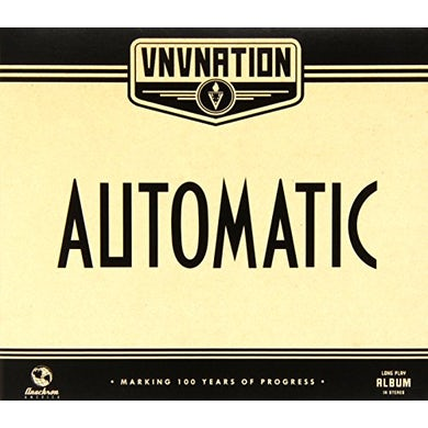 Vnv Nation AUTOMATIC CD