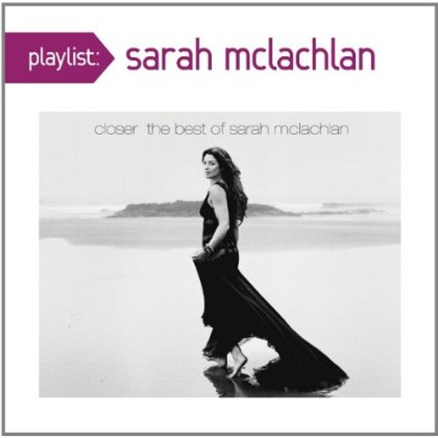 PLAYLIST: VERY BEST OF SARAH MCLACHLAN CD
